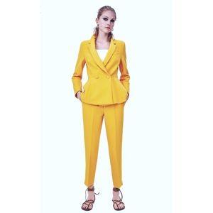 NWT Zara Peplum Blazer